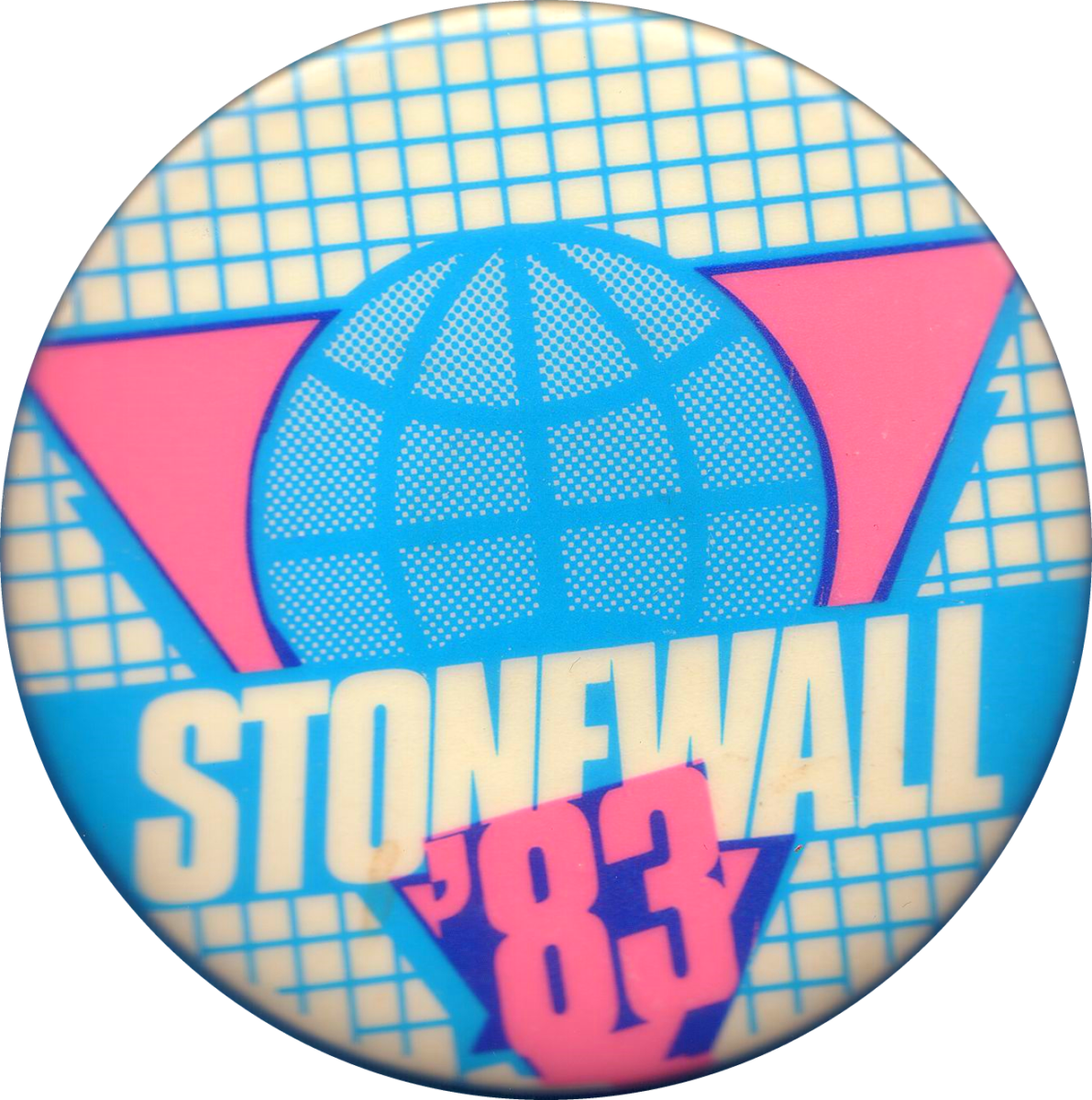 Stonewall '83 (Melbourne, 1983) Badge Collection, 1-03-05